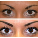 Maquillage permanent sourcils tatouage