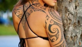 Significations Tatouage Maorie Polynesien Top70 Modeles